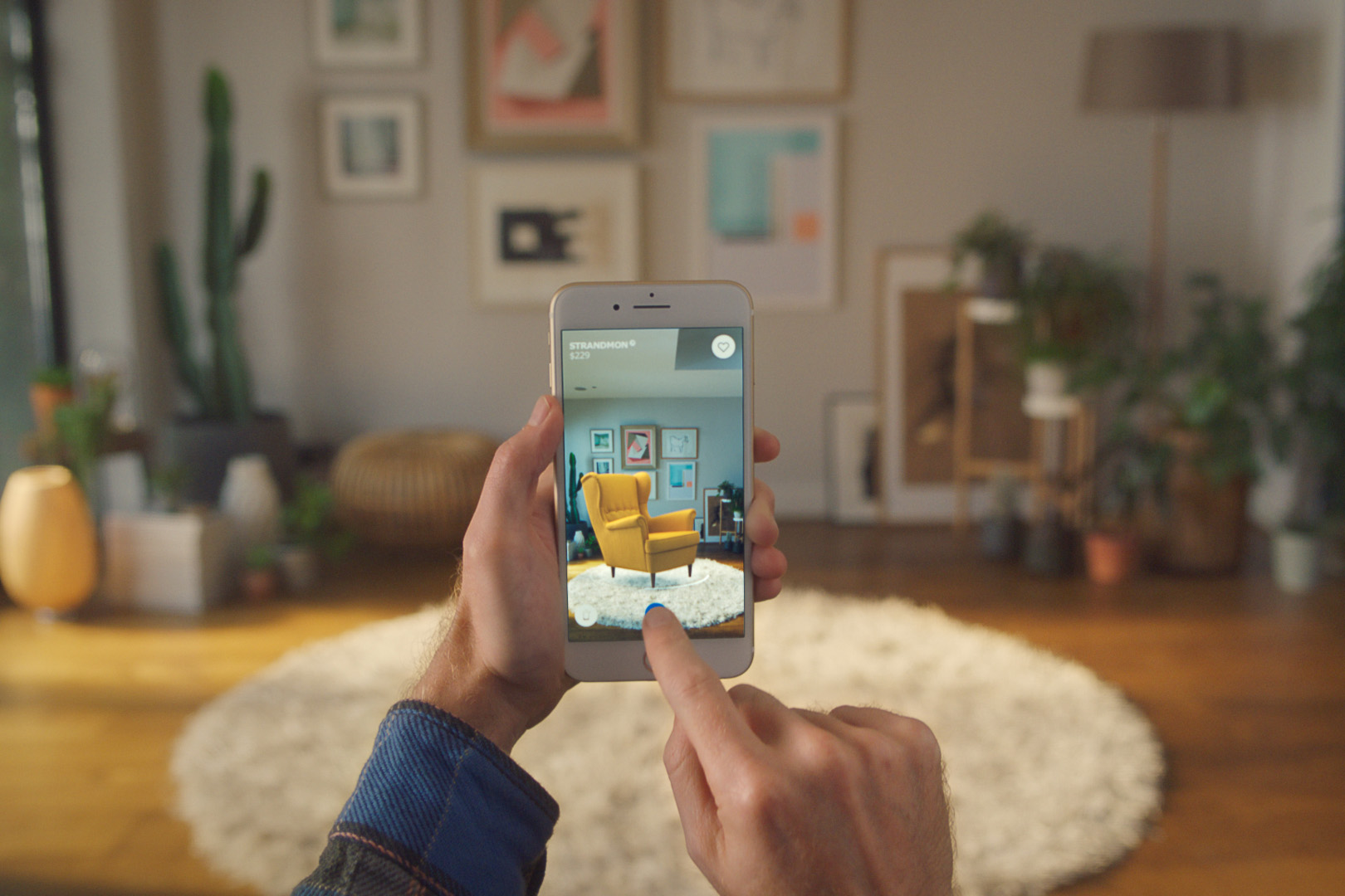 IKEA Place: Bridging the Imagination Gap With AR – SPACE10